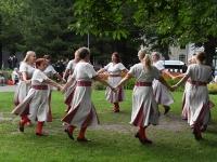 001 Rahvalik vabaõhukontsert Pärnu Lastepargis. Foto: Urmas Saard