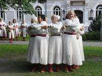 003 Rahvalik vabaõhukontsert Pärnu Lastepargis. Foto: Urmas Saard