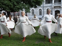 004 Rahvalik vabaõhukontsert Pärnu Lastepargis. Foto: Urmas Saard