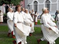 005 Rahvalik vabaõhukontsert Pärnu Lastepargis. Foto: Urmas Saard