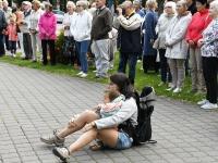 006 Rahvalik vabaõhukontsert Pärnu Lastepargis. Foto: Urmas Saard