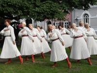 007 Rahvalik vabaõhukontsert Pärnu Lastepargis. Foto: Urmas Saard