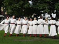 016 Rahvalik vabaõhukontsert Pärnu Lastepargis. Foto: Urmas Saard