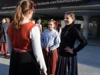 005 Rahvusvaheline tantsupäev Tallinnas. Foto: Urmas Saard