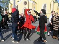 017 Rahvusvaheline tantsupäev Tallinnas. Foto: Urmas Saard