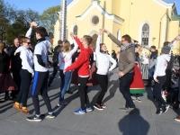 018 Rahvusvaheline tantsupäev Tallinnas. Foto: Urmas Saard