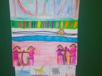 011 Rahvusvahelises lugemisprojektis Meie Väike Raamatukogu osalenud Sindi gümnaasiumi 1B klass. Foto: Heli TelmanRahvusvahelises lugemisprojektis