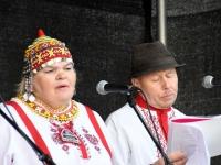 031 Rahvusvähemused Raekoja platsil. Foto: Urmas Saard