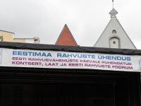 033 Rahvusvähemused Raekoja platsil. Foto: Urmas Saard