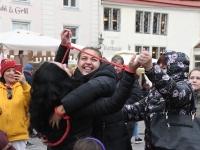 035 Rahvusvähemused Raekoja platsil. Foto: Urmas Saard