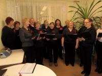 Rakke naiskoor Tammiku hooldekodus. Foto: Rene Põllumaa