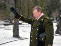 005 Relvarahu aastapäeval Pärnus Alevi kalmistul Foto Urmas Saard