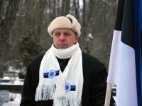 006 Relvarahu aastapäeval Pärnus Alevi kalmistul Foto Urmas Saard