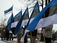 007 Relvarahu aastapäeval Pärnus Alevi kalmistul Foto Urmas Saard