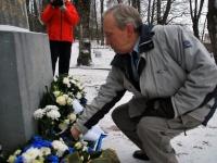 010 Relvarahu aastapäeval Pärnus Alevi kalmistul Foto Urmas Saard