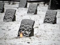011 Relvarahu aastapäeval Pärnus Alevi kalmistul Foto Urmas Saard