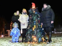 007 Renna jõulupuu installatsioon. Foto: Urmas Saard