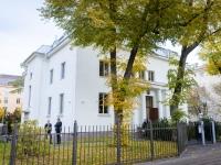Renoveeritud Eesti saatkonnahoone Helsingis, avamise päeval. Foto: Jürgen Randma