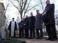 1 Mälestustseremoonia Siselinna kalmistul. Foto: Jukko Nooni