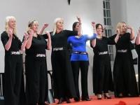011 Šal-lal-laa 10. sünnipäeva kontserdil Tori kirikus. Foto: Urmas Saard