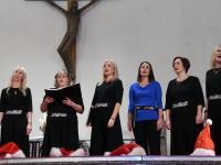 014 Šal-lal-laa 10. sünnipäeva kontserdil Tori kirikus. Foto: Urmas Saard