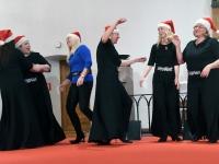 018 Šal-lal-laa 10. sünnipäeva kontserdil Tori kirikus. Foto: Urmas Saard
