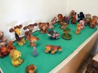 002 Samblaloomad Sindi muuseumis. Foto: Urmas Saard
