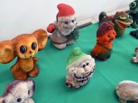 004 Samblaloomad Sindi muuseumis. Foto: Urmas Saard