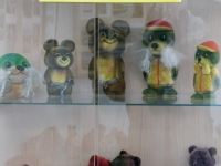 009 Samblaloomad Sindi muuseumis. Foto: Urmas Saard