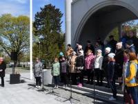 001 Segakoor Endla tähistab Pärnus oma 141. aastapäeva. Foto: Urmas Saard