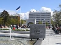 002 Segakoor Endla tähistab Pärnus oma 141. aastapäeva. Foto: Urmas Saard