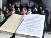 007 Segakoor Endla tähistab Pärnus oma 141. aastapäeva. Foto: Urmas Saard