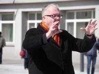 008 Segakoor Endla tähistab Pärnus oma 141. aastapäeva. Foto: Urmas Saard