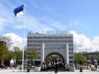 012 Segakoor Endla tähistab Pärnus oma 141. aastapäeva. Foto: Urmas Saard
