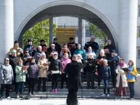 013 Segakoor Endla tähistab Pärnus oma 141. aastapäeva. Foto: Urmas Saard