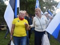 009 Seitsmes Vaba Rahva Laul Paides. Foto: Urmas Saard