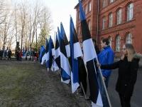 004 Seljamaa, 100 aastat Asutava Kogu valimistest. Foto: Urmas Saard