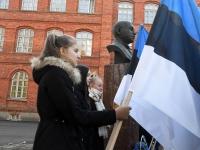 016 Seljamaa, 100 aastat Asutava Kogu valimistest. Foto: Urmas Saard