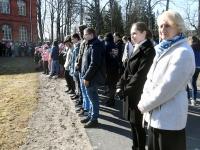018 Seljamaa, 100 aastat Asutava Kogu valimistest. Foto: Urmas Saard