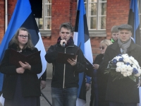 028 Seljamaa, 100 aastat Asutava Kogu valimistest. Foto: Urmas Saard