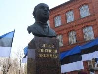 042 Seljamaa, 100 aastat Asutava Kogu valimistest. Foto: Urmas Saard