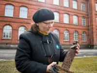 001 Seljamaa mälestusmärgi makett. Foto: Urmas Saard