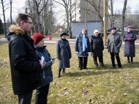 004 Seljamaa mälestusmärgi makett. Foto: Urmas Saard