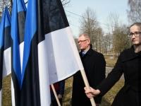 005 Seljamaa mälestusmärgi makett. Foto: Urmas Saard