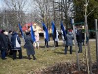 008 Seljamaa mälestusmärgi makett. Foto: Urmas Saard