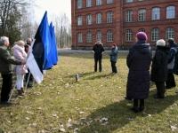 009 Seljamaa mälestusmärgi makett. Foto: Urmas Saard