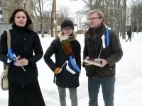 063 Seljamaa monumendi avamine. Foto: Urmas Saard