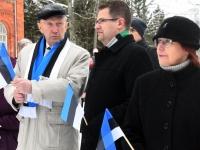 064 Seljamaa monumendi avamine. Foto: Urmas Saard