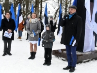 066 Seljamaa monumendi avamine. Foto: Urmas Saard