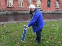 001 Seljamaa monumendi püstitamine. Foto: Urmas Saard